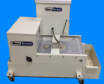 BB30 Burr Bench Filtration System