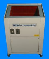 Abrasive Finishing: Metal Finishing and Deburring Machines - Burr